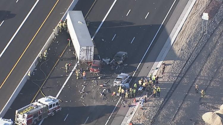 south mountain freeway crash
