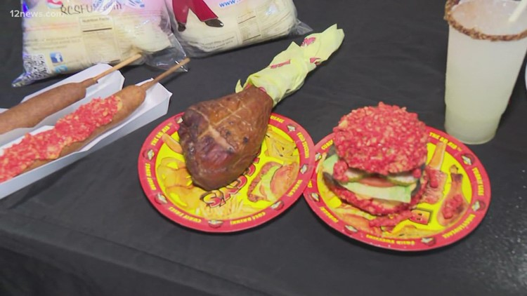 It's the first day of the Arizona State Fair! Here's what new food items you can expect