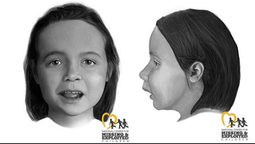 Girl found dead in a suitcase may be from AZ. Share to help learn who show was.