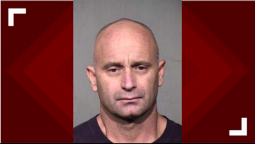 Gilbert fire captain arrested, accused of sexual conduct with a minor