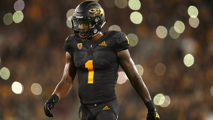 889368e0f Arizona State wideout N Keal Harry declares for 2019 NFL Draft ...