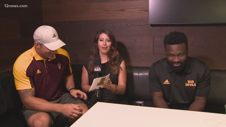 Fear the Phrase with the Sun Devils