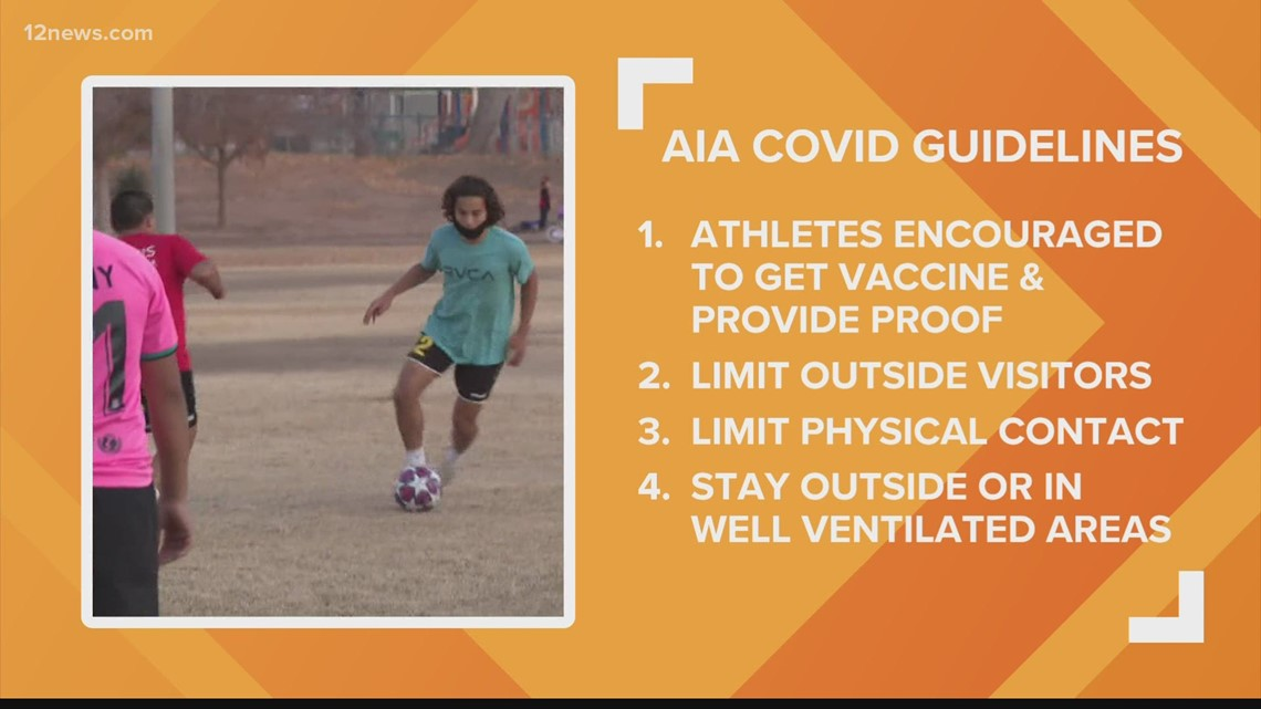 AIA releases COVID-19 guidelines for the upcoming school year