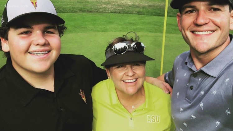 ASU golf coach Missy Farr-Kaye fights cancer for the third time