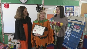 A+ Teacher of the Week: A special educator from Tavan Elementary School