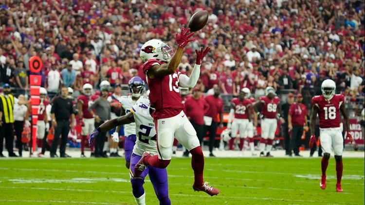Christian Kirk: Arizona Cardinals wide receivers won't 'take the cheese'