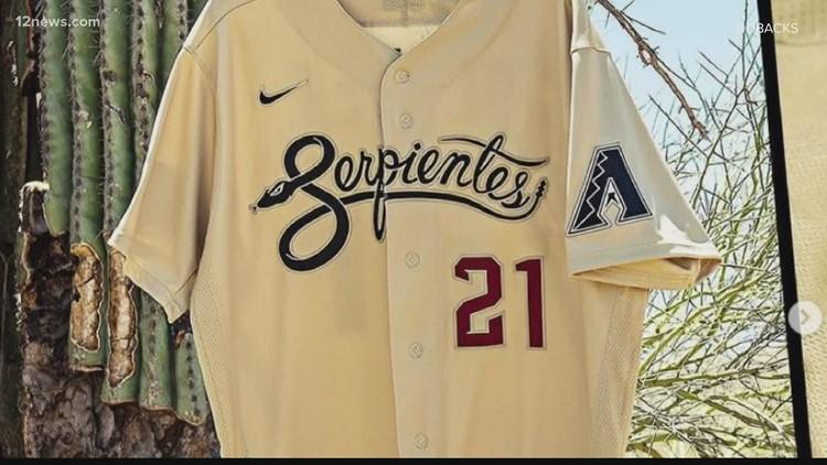 Arizona Diamondbacks unveil new Nike City Connect jerseys