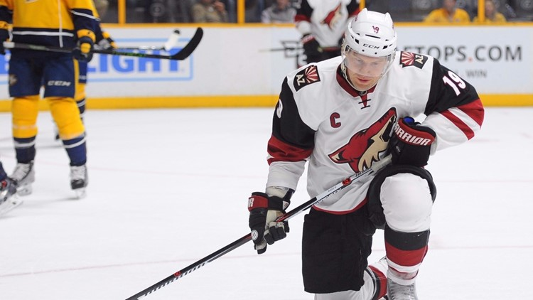 'First to wear 19, last to wear 19': Coyotes to retire Shane Doan's jersey