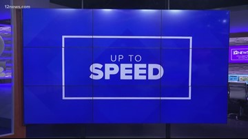 Get 'Up to Speed' on Wednesday afternoon