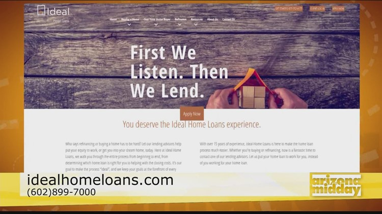 Home Help with Ideal Home Loans