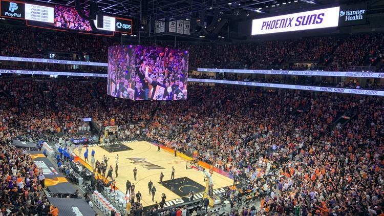 Phoenix Suns open season on national TV; play on Christmas Day