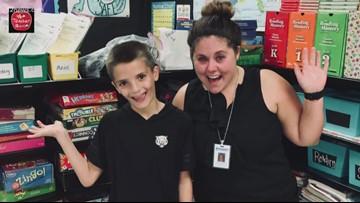 A plus Teacher: Miss Keri O'Conner at Parkview Elementary School