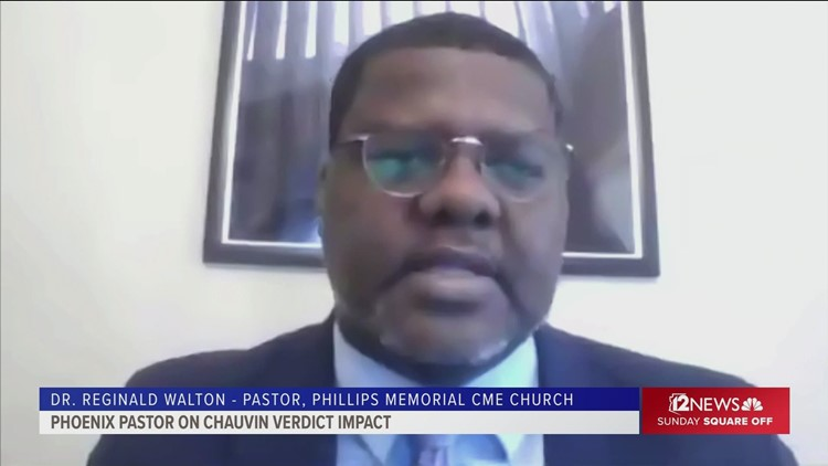 Phoenix pastor on what comes after Chauvin verdict