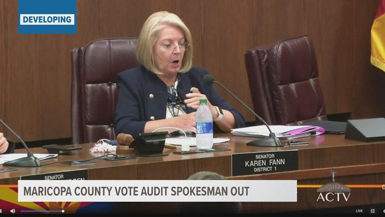 Arizona Senate president subpoenas more election documents from Maricopa County Board