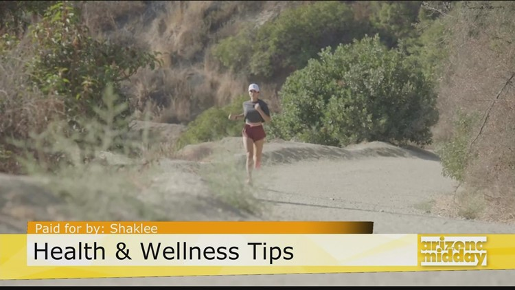 Health & Wellness Tip with Shaklee