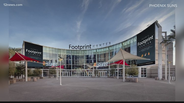 Phoenix Suns arena to be named Footprint Center after new deal with Arizona-based material science company
