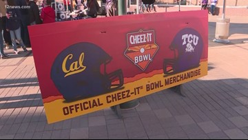 Family divided as Cal and TCU head to the Cheez-It Bowl