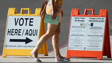 Se extienden horarios de algunos buzones electorales en el condado Maricopa