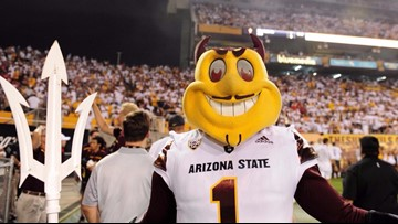 'What kind of mythical powers does a Sun Devil have?' | Watch Mike Leach weigh in on Pac-12 mascot battle