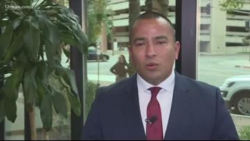 Mayoral candidate Daniel Valenzuela speaks about administering CPR to crash victim