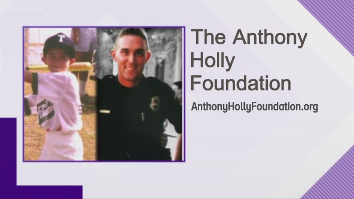 Legacy of Glendale officer killed in the line of duty inspires foundation