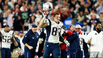 New England Patriots tight end, former Arizona star Rob Gronkowski announces retirement