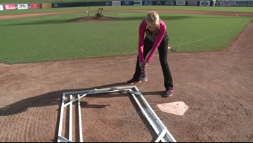 Behind the scenes with the Surprise Stadium maintenance crew