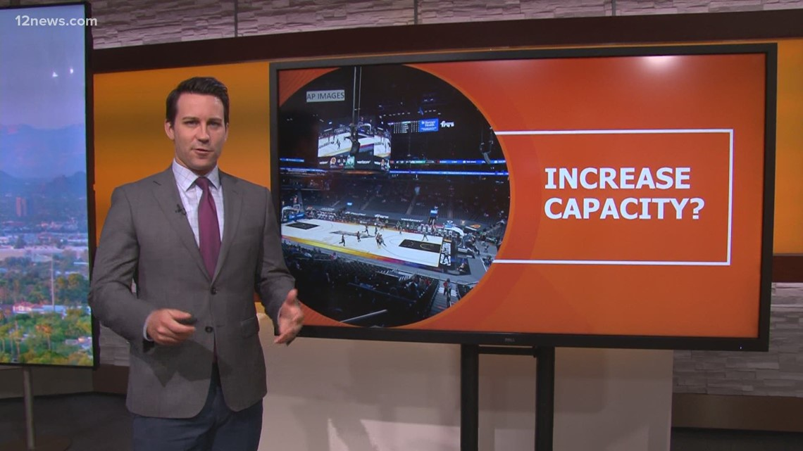 Should the Phoenix Suns expand capacity at home games?