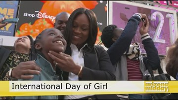 #ItsAboutTime International Day of Girl with Citi