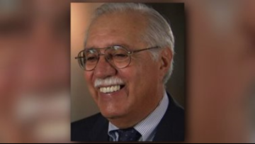 The life and service of former Congressman Ed Pastor remembered today