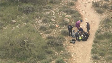 2 hikers bitten by rattlesnakes in separate incidents on Scottsdale hiking trails