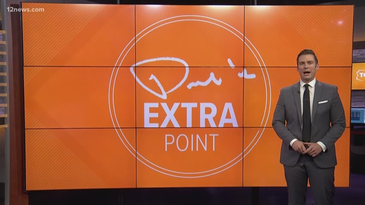 Paul's Extra Point: Does climate change scare you?
