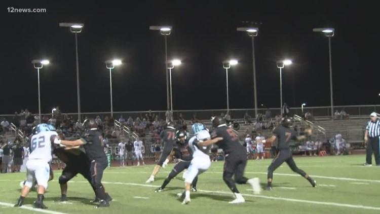 Friday Night Fever: 4A state championship game Desert Edge vs. Mesquite