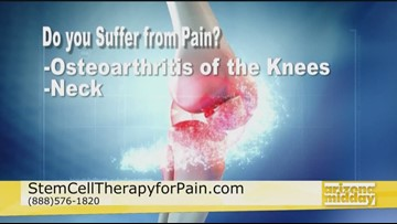 Stem Cell Therapy for Pain