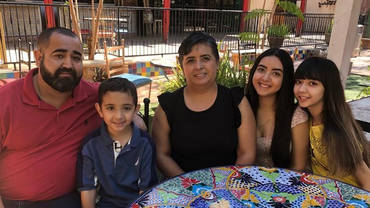 Familia Nevárez Sauceda