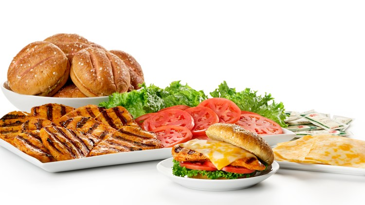 Grilled Spicy Deluxe Bundle