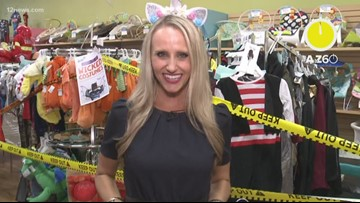 AtoZ60: It's never too early to start prepping for Halloween