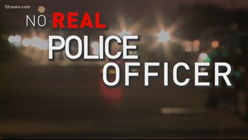 12 News exclusive: Teen girl outsmarts police impersonator