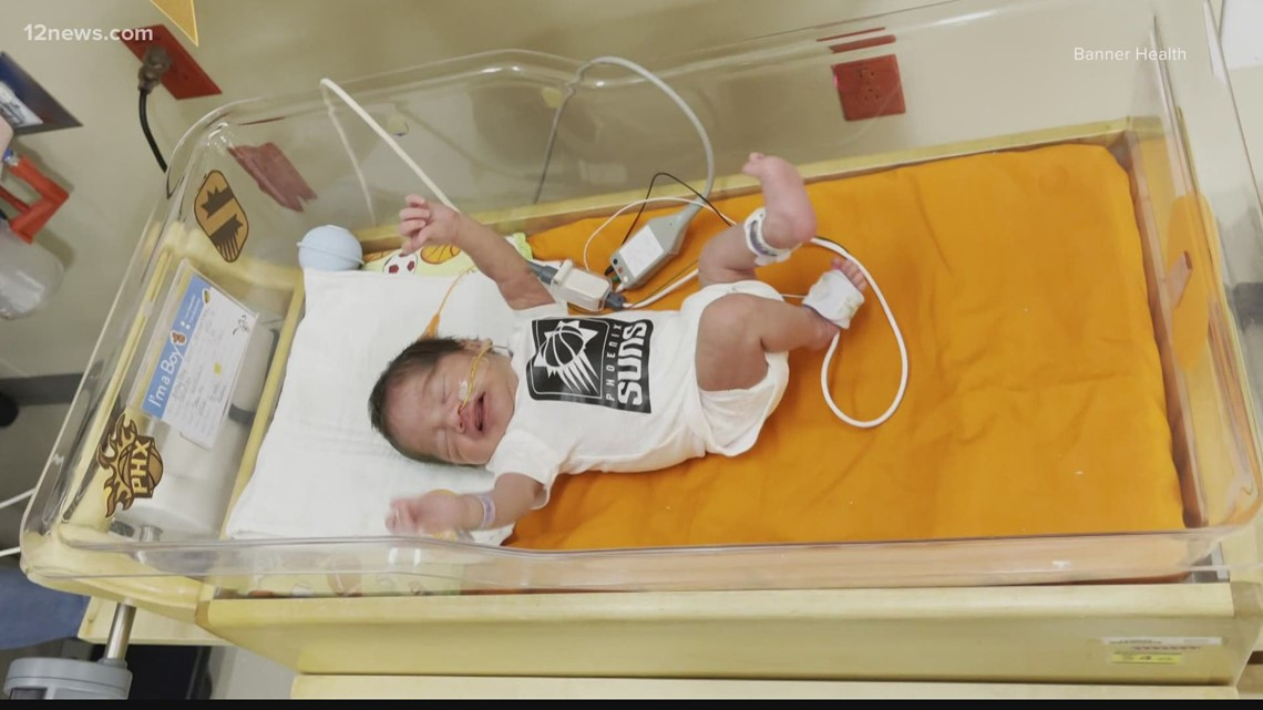 Family of Suns fans names new baby boy after Devin Booker