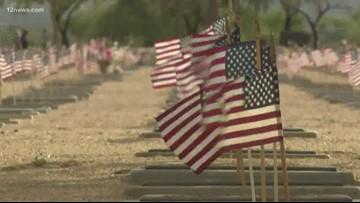 Arizona National Cemetery hosts Memorial Day ceremony