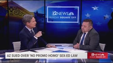 Lawsuit challenges 'no promo homo' Arizona law