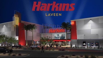 Harkins to bring 'ultimate moviegoing experience' to Laveen