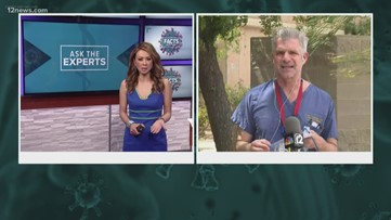 Doctor answers some coronavirus questions from viewers