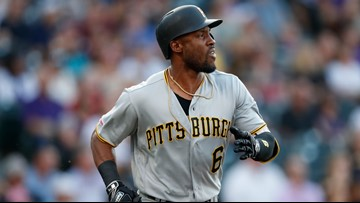 Reports: D-backs acquire CF Starling Marte from Pittsburgh Pirates