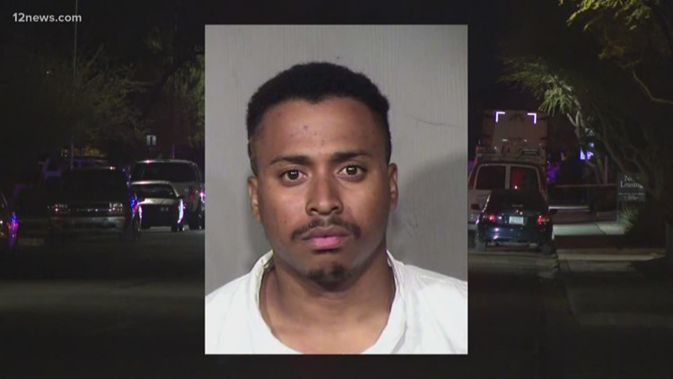 Jealous rage caused suspect to murder 4 in Phoenix shooting rampage