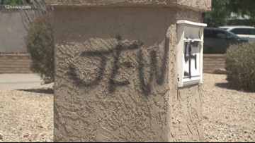 Hate crimes on the rise in Arizona, FBI says