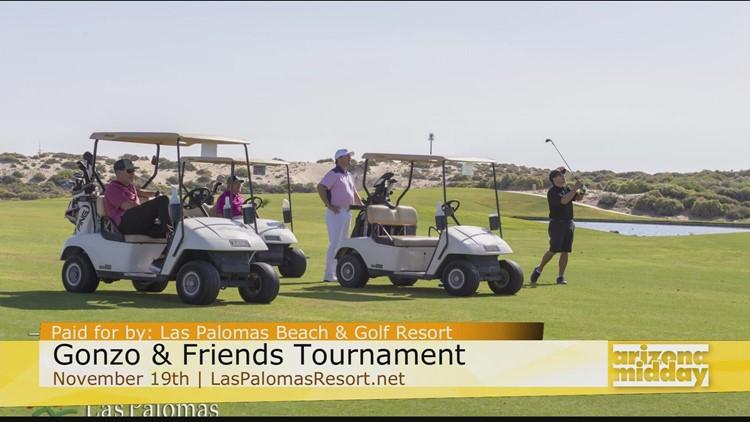 Las Palomas Resort hosts Gonzo Charity Golf Tournament