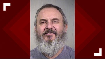 Man extradited from Texas for 1987 Arizona murder