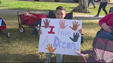 How far have we come since MLK's 'I Have a Dream' speech? Mesa residents reflect