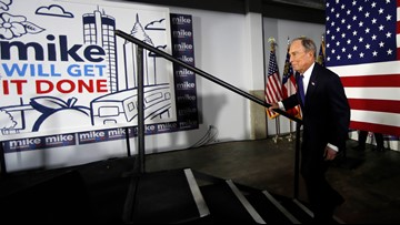 Mike Bloomberg goes big in Arizona primary. But win or lose, he's not going away.